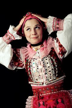 Traditional dress, Horehronie region, Central Source by yolosk Source by melissapritchardshop dresses ideas Beauty Around The World, Beautiful Costumes, Folk Costume, World Of Color, Ethnic Fashion, Beautiful Patterns, Traditional Dresses, Ukraine, Dress Up