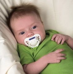 Pacifier Thermometer.