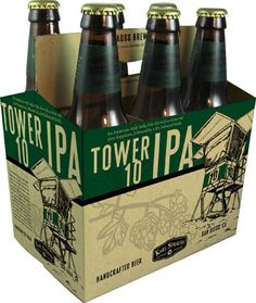 Karl Strauss.  Between the Windansea Wheat and the Tower 10 IPA , Karl Strauss is my favorite brewery on the west coast.