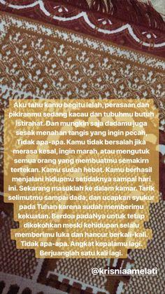 Quotes Rindu, Calm Quotes, Quran Quotes, Photo Quotes, Mood Quotes, Best Quotes, Life Quotes, Islamic Love Quotes, Islamic Inspirational Quotes