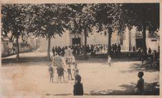Plaça de l'Esglesia. Arxiu Valls-Torrent.