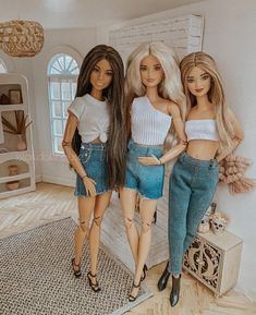 Aiko, Collector Dolls, Fashion Dolls, Hipster, Kawaii, Doll Houses, Instagram, Fashion Drawings, Barbie Stuff
