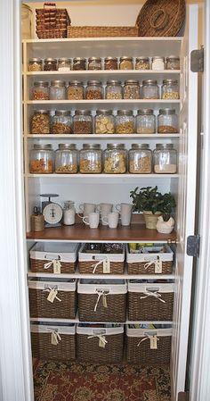 Nice 60 Pantry Organization Ideas