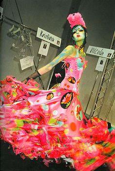 Christian Dior Haute Couture F/W 2003