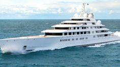 azzam yacht | Lürssen Azzam Yacht