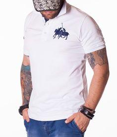 Ralph Lauren Tricouri Polo - tricou polo alb