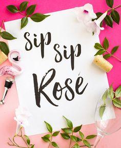 Sip Sip Rosé :: Free