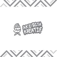 official movement logo for campaign. #akubisakreatif #socialcampaign #art #autism #autistic #design #bw #fun #drawing #new #logo #indonesia