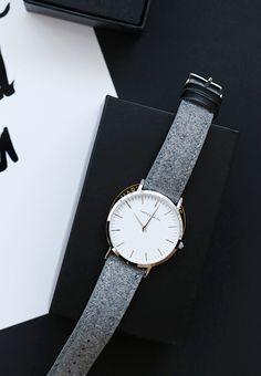 "Harper & Brooks ""Stratford"" watch - Unique and perfect."