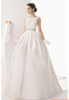 Herz-Ausschnitt Brautkleider 2014