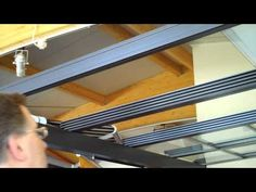 Retractable Glass Roof Installation - YouTube