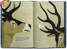 L'oiseau qui avait avalé une étoile Texte de Laurie Cohen Illustrations de Toni Demuro Publié en 2015 par les éditions La Palissade