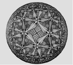 Parafernalias Matemáticas: Geometría de LOBACHEVSKI Decorative Plates, Drawings, Image, Learning, Reading, Activities, Sketches, Drawing, Portrait