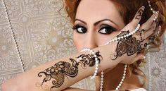 Beautiful Top 10 Arabic Mehndi Designs For Hands  #BeautifulMehandiDesigns #IndianMehandiDesigns #BridalMehandiDesigns