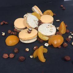 Macarons Abricot-noisette