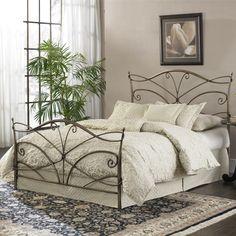 Papillon Iron Bed