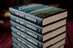 Hun Sen's Cambodia by Sebastian Strangio (Just arrived in London!)
