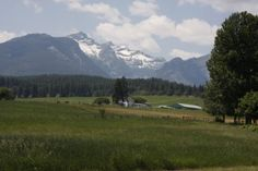 Running Elk Ranch Darby, MT - Montana Ranches For Sale | Fay Ranches
