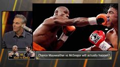 Colin Cowherd on a potential Conor McGregor vs Floyd Mayweather fight