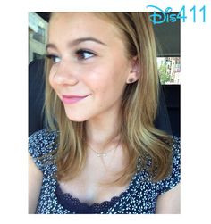 Photo: G Hannelius Grateful To Almost Have 1 Million Instagram Followers September 15, 2014