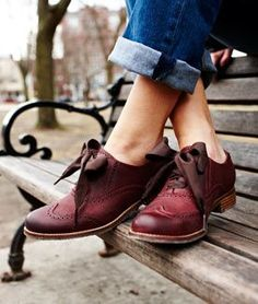 249d7fbf7140 30 Best Ladies Brogues images in 2017 | Oxford shoe, Beautiful shoes ...