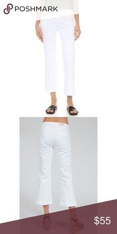 Adriano Goldschmied The Layla Trouser Flare Crop Adriano Goldschmied The Layla Trouser Flare Crop size 26 AG Adriano Goldschmied Jeans Ankle & Cropped