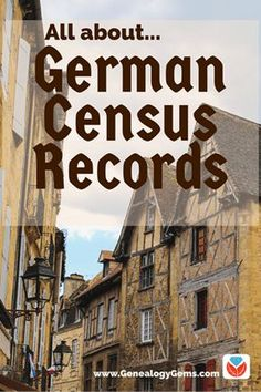 German Census Records DO Exist | Genealogy Gems
