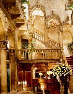 Hotel Danieli in Venice.. Beautiful