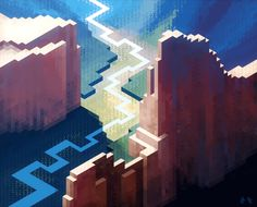 etall:  I learned how to do pseudo-layering in Hexels thanks to this tutorial!