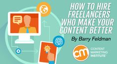 How to hire freelancers for your content marketing