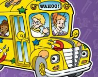 The Magic School Bus: Everything You Need |including lesson plans and supporting links! GREAT site from Scholastic!