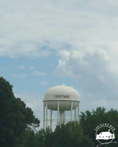 Water tower Troutman, NC