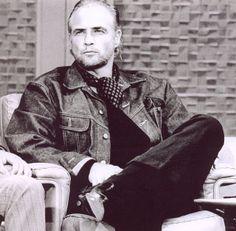 Marlon Brando on The Dick Cavett Show, 1970s