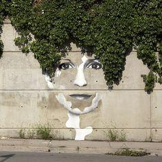 Street Art Part 3 - Art that Interacts with its Surroundings - Digital Art Mix