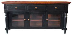 Muskoka Furniture for Dining Room Furniture - Tables, Chairs, Buffets, Hutches, and Sideboards