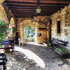 Jibran Khalil Jibran's home in #Bcharre By @ramzi3id #WeAreLebanon #Lebanon…