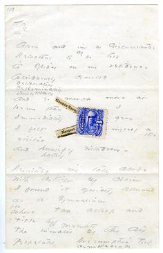 emily dickinson manuscripts - Google Search