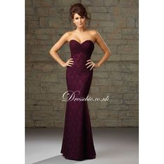 plum gowns - Google Search