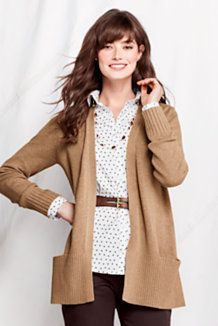 Women's Regular Sweaters & Cardigans from Lands' End