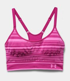 best website f6fa0 008e4 Women s UA Seamless Essential Yarn Dye Sports Bra   Under Armour ~ Under  Armour Sport