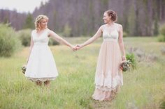 AMAZING blog about gay marriages with lots of wedding inspiration- I'll probably post a lot from here :-)                                                                                                                                                     More