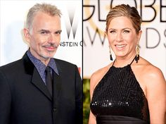 Billy Bob Thornton revealed his crush on the Friends alum after the 72nd Annual Golden Globe Awards on Sunday, Jan. 11. Thornton, 59, caught up with Access Hollywood after nabbing the statue for Best Actor in a Mini-Series or Motion Picture Made for Television for Fargo, and was asked about Aniston, 45.
