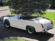 1968 MG Midget