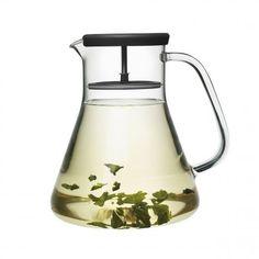 Livellara/Dancing Leaf tea pitcher/Kitchen & Tabletop Tea & Coffee