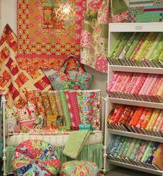 Our local Quilt Shop.