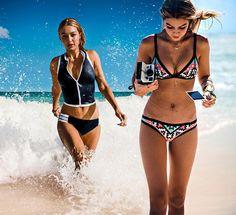 Gigi Hadid for Seafolly Swimwear 2015 Campaign