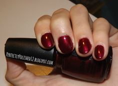 "PerfectlyPolished12: China Glaze's ""Heart of Africa"""