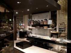 Sweet Alchemy Pastry Shop by Kois Associated Architects - News - Frameweb