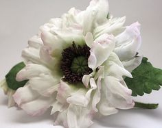 white poppy- sleep, oblivion, consolation, Maurelle's flower