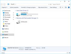 Make #Windows10 File Explorer Look Like #Windows7 File Explorer #tweaks #tips #customization